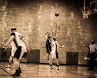 Basketball Faith Event