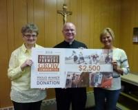 Divine Mercy School awarded $2,500 Monsanto grant