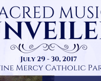 Sacred Music Unveiled: Concert and Seminar