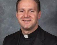 Welcome Fr. Austin Ammanniti