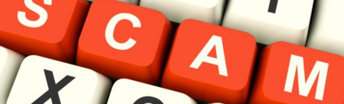 Recognizing Email and Text Scams