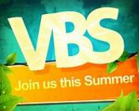 Vacation Bible School - A Wilderness Adventure through the Sacraments